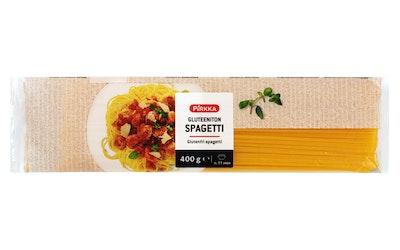 Pirkka gluteeniton spagetti 400g