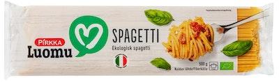 Pirkka Luomu spagetti 500g