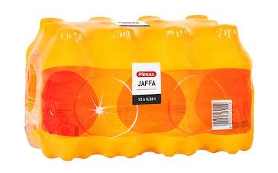 Pirkka Jaffa virvotusjuoma 0,33l 12-pack