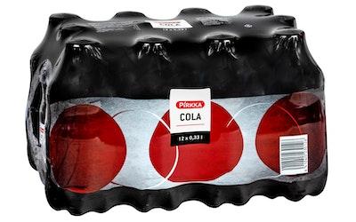 Pirkka Cola 0,33l virvoitusjuoma 12-pack
