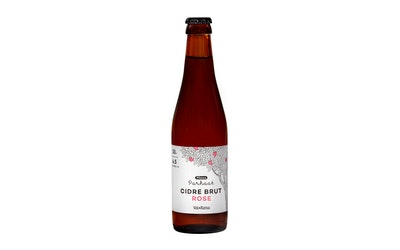 Pirkka Parhaat Cidre Brut Rose 4,5% 0,33l