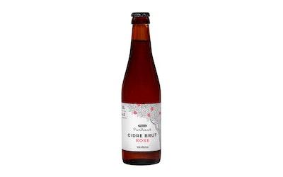 Pirkka Parhaat Cidre Brut Rose 4,5% 0,33l - kuva