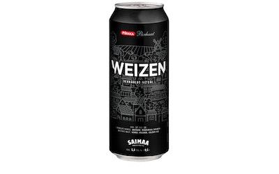 Pirkka Parhaat Weizen 5,4% 0,5l - kuva