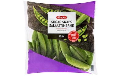 Pirkka sugar snaps salaattiherne 150g