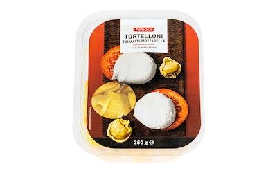 Pirkka tortelloni tomaatti-mozzarella 250g
