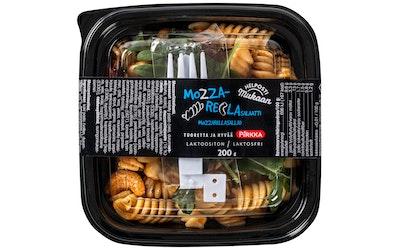 Pirkka Helposti mukaan mozzarellasalaatti 200g