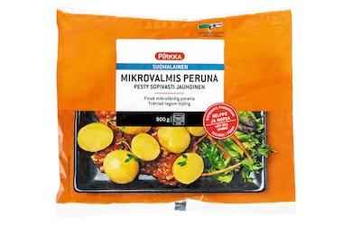 Pirkka suomalainen mikrovalmis peruna 500g