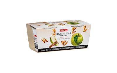 Pirkka kauravälipala omena-kaneli 250g (2x125g)