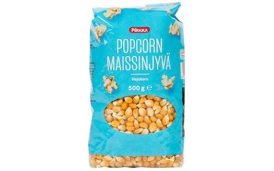 Pirkka popcorn maissinjyvä 500g