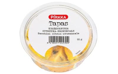 Pirkka Tapas kesäkurpitsa sitruuna-provencale 55g - kuva