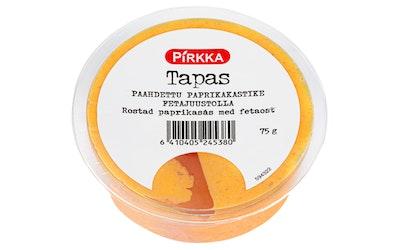 Pirkka Tapas paahdettu paprikakastike fetajuustolla 75g - kuva
