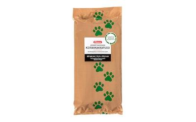 Pirkka koirankakkapussi kierrätysmuovinen 40kpl - kuva
