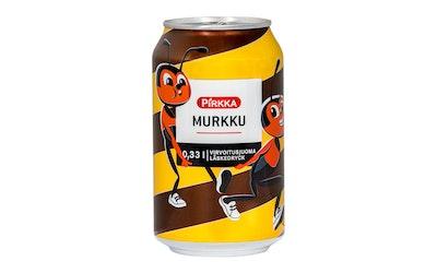 Pirkka Murkku kola-appelsiini virvoitusjuoma 0,33l - kuva