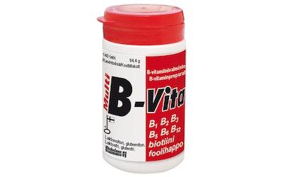 Multi B-Vita 140 kpl B-vitamiinivalmiste 64,4 g