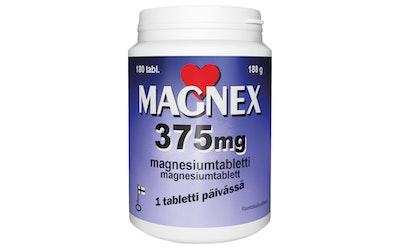 Magnex 375 mg 180 kpl magnesiumtabletti