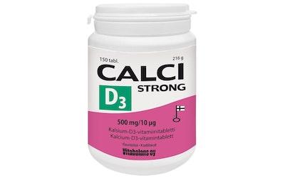 Calci Strong+D3 150 tabl