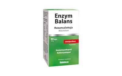 Vitabalans enzym balans 80kpl/17,6g