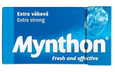 Mynthon 39g Extra väkevä pastilli