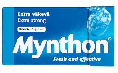 Mynthon rasia 35g Extra väkevä sokeriton
