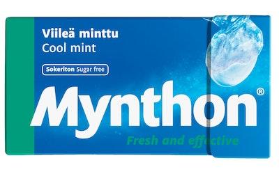 Mynthon 35g Viileä Minttu Sokton pastilli