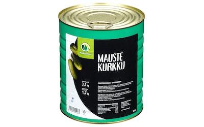 Herkkumaa maustekurkku 3,1kg/1,7kg