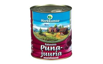 Herkkumaa punajuuri kokonainen 3,1/2,0kg