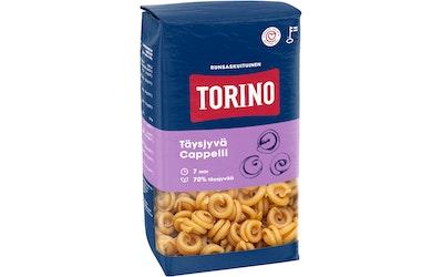 Torino täysjyvä cappelli pasta 500 g