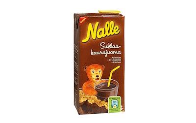Nalle suklaakaurajuoma 0,75 l