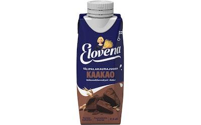 Elovena välipalajuoma samettinen suklaa 2,5 dl