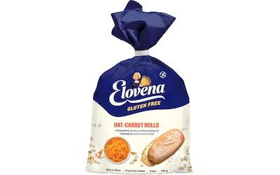 Provena gluteenittomat kaura-porkkanasämpylät 400 g pakaste