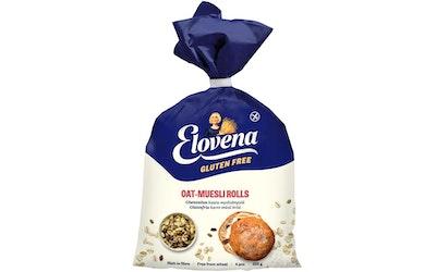 Elovena-Provena gluteenittomat kaura-myslisämpylät 320 g pakaste