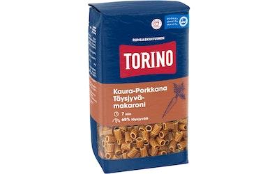 Torino Kaura-Porkkana Täysjyvämakaroni 380 g