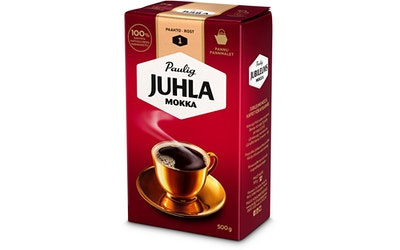 Juhla Mokka kahvi 500g pj
