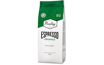 Paulig Espresso Originale kahvi 250g ej