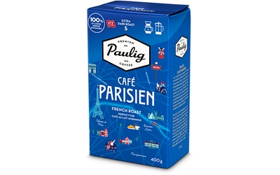 Paulig Parisien kahvi 400g suodatinjauhatus