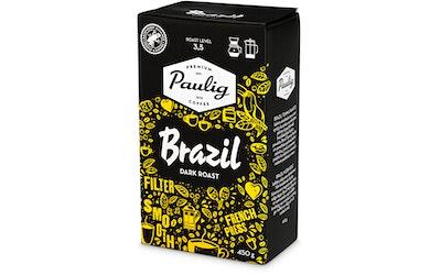 Brazil kahvi 450g tummapaahto UTZ