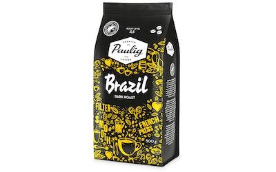 Brazil papukahvi 500g tummapaahto UTZ
