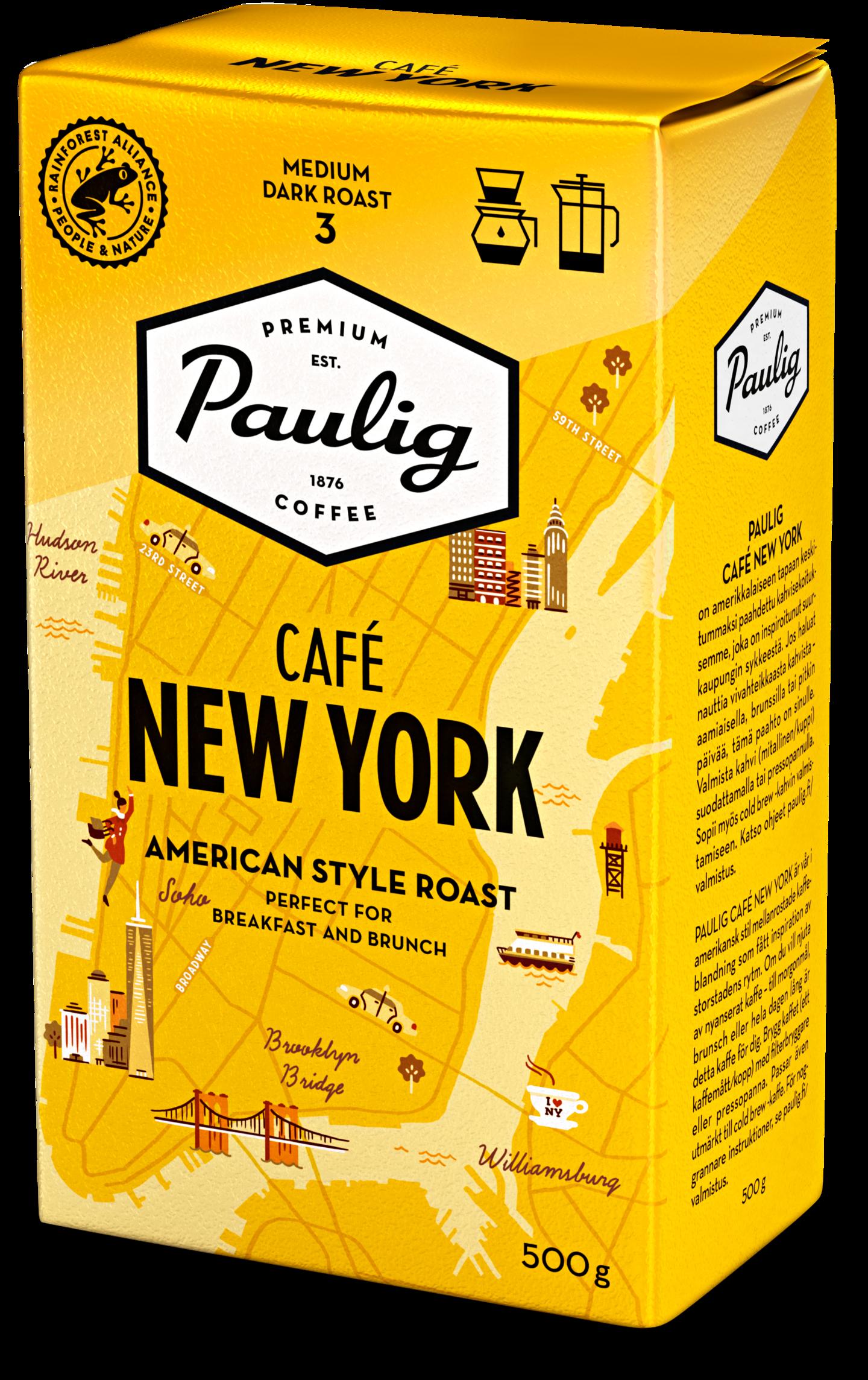 Paulig New York