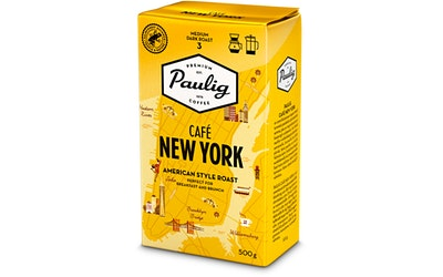 Paulig kahvi 500g Café New York sj