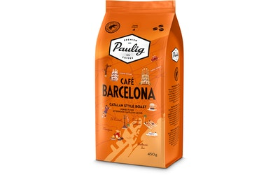 Paulig Café Barcelona 450g papu