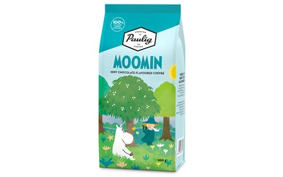 Paulig Moomin Mint Choc Coffee 200g