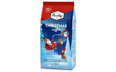 Paulig Christmas Coffee 200g kahvi