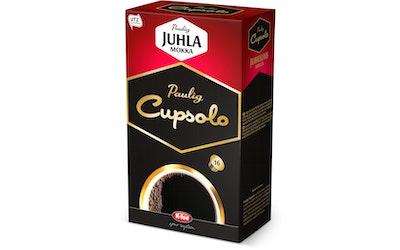 Paulig Cupsolo kahvi 16 kaps Juhla Mokka 136g