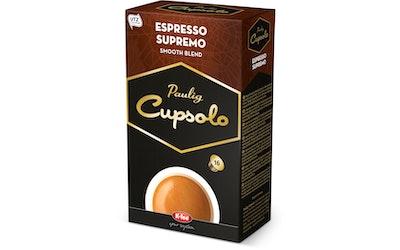 Paulig Cupsolo espresso 16kaps Supreme