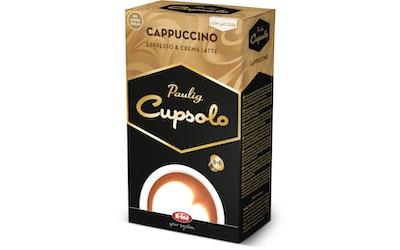 Paulig Cupsolo Cappuccino 6x8 annosta