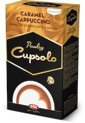 Paulig Cupsolo Caramel Cappuccino 6x8