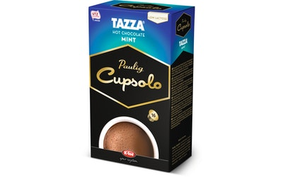Paulig Cupsolo Tazza 16 kpl mint
