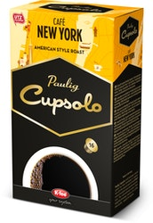 Cupsolo Café New York 16kpl