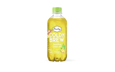 Paulig Cold Brew sparkling Green Tea Ginger-lemon 0,4l