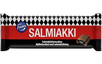 Fazer Salmiakkisuklaa suklaalevy 100g